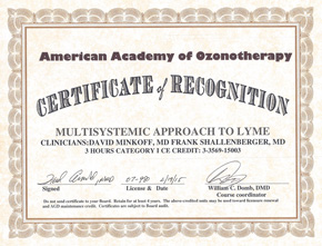 AAO Multisystemic Approach to Lyme