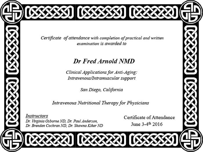 Intravenous (IV) Therapies