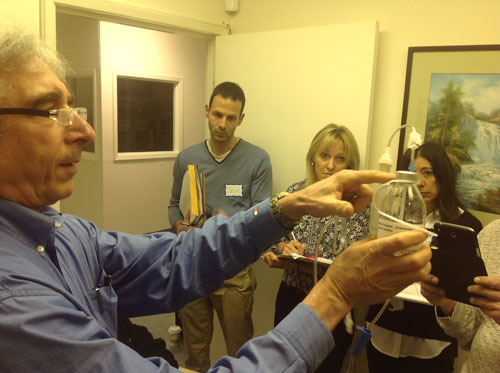 Dr. Fred Arnold attends Ozone Training Course