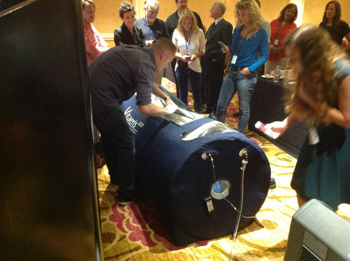 Dr. Fred Arnold attends Hyperbaric Therapy in Functional Medicine Course