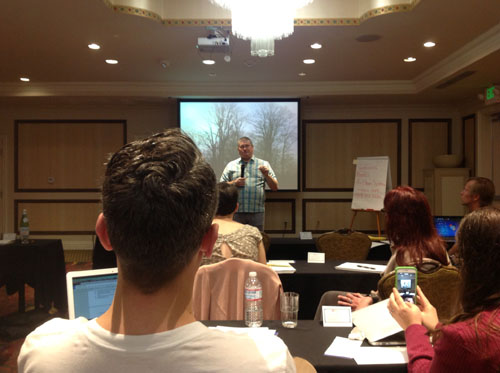 Dr. Fred Arnold attends IV Nutritional Therapy Course