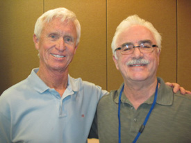 Dr. Fred Arnold and Dr. Shallenberger