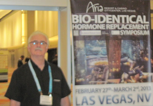 Dr. Fred Arnold in Las Vegas